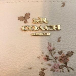 Coach Bags - Coach cosmetic bag!